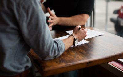 14 saker du inte bör säga på en arbetsintervju för ett lager jobb